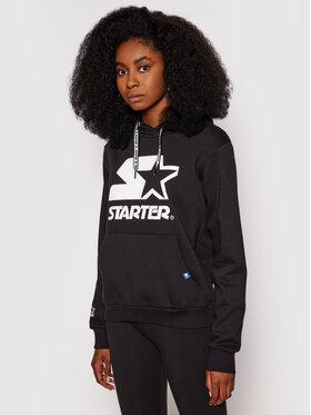 Starter Starter Bluza SDG-001-BD Czarny Regular Fit