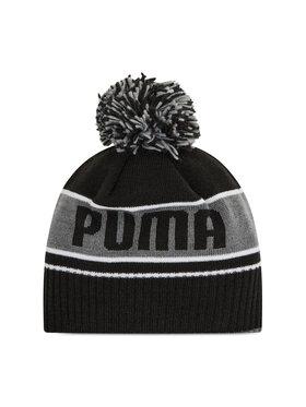Puma Puma Шапка Pom Beanie 023437 01 Сив