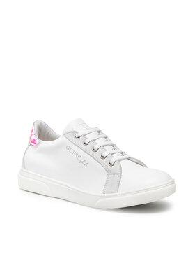 Guess Guess Sneakersy FJ7MIL LEA12 Biały
