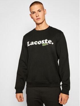 Lacoste Lacoste Суитшърт SH2173 Черен Classic Fit