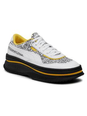 Puma Puma Sneakers Deva Mr Doodle 374221 01 Blanc