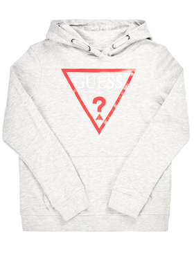 Guess Guess Sweatshirt L92Q09 K5WK0 Gris Regular Fit