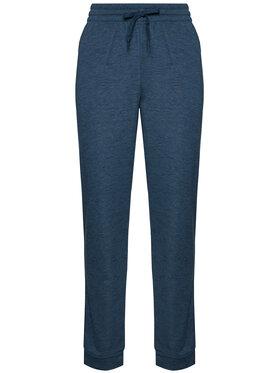 adidas adidas Spodnie dresowe Essentials GK8972 Granatowy Regular Fit