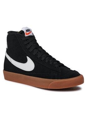 Nike Nike Topánky Blazer Mid '77 DB5461 001 Čierna