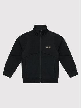 Boss Boss Sweatshirt J25N12 D Schwarz Regular Fit