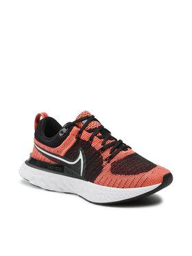 Nike Nike Buty React Infinity Run Fk 2 CT2423 800 Pomarańczowy