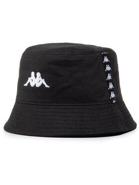 Kappa Kappa Текстилна шапка Gunther 307114 Черен