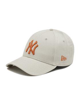 New Era New Era Шапка с козирка 9Forty New York Yankees 60137489 Сив