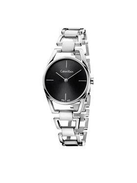 Calvin Klein Calvin Klein Часовник Lady K7L23141 Сребрист