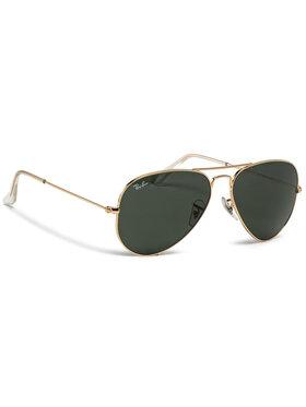 Ray-Ban Ray-Ban Okulary przeciwsłoneczne Aviator Classic 0RB3025 L0205 Złoty