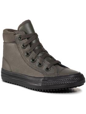 Converse Converse Sneakersy Ctas Pc Boot Hi 668923C Zelená