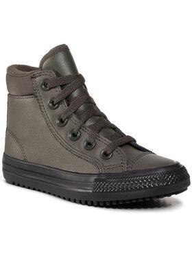 Converse Converse Tenisice Ctas Pc Boot Hi 668923C Zelena