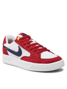 Nike Nike Boty Sb Adversary CJ0887 600 Bílá