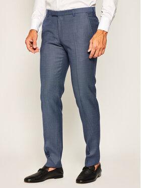 Joop! Joop! Kostiuminės kelnės 17 JT-02Blayr 30020473 Tamsiai mėlyna Slim Fit