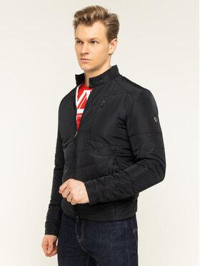 EA7 Emporio Armani EA7 Emporio Armani Átmeneti kabát 8NPB05 PNN7Z 1200 Fekete Regular Fit