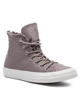 Converse Converse Sneakers Ctas Hi 564119C Marron