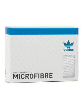 adidas adidas Καθαριστικό παπουτσιών Premium Sneaker Cloth Microfibre EW8705 Λευκό