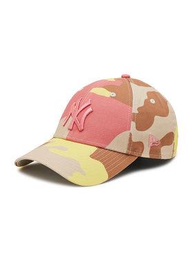 New Era New Era Czapka z daszkiem New York Yankees Camo Pack Stone 9Forty 60137620 Kolorowy