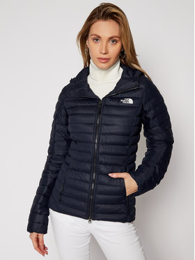 The North Face The North Face Pūkinė striukė Stretch Down NF0A4R4KRG11 Tamsiai mėlyna Slim Fit