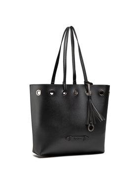 Pepe Jeans Pepe Jeans Kabelka Shopping Bag 7027521 Čierna