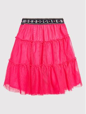 Billieblush Billieblush Sijonas U13294 Rožinė Regular Fit