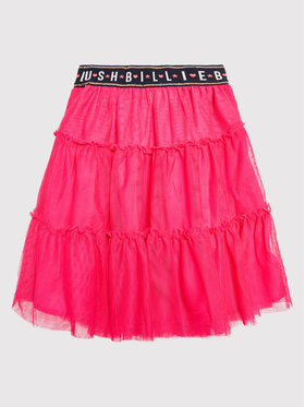 Billieblush Billieblush Szoknya U13294 Rózsaszín Regular Fit
