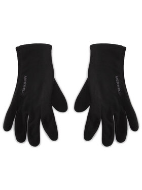 Merrell Merrell Muške rukavice Goretex Fleece Glove GORE-TEX JAF25315 Crna