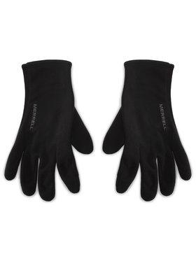 Merrell Merrell Pánské rukavice Goretex Fleece Glove GORE-TEX JAF25315 Černá