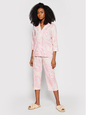 Polo Ralph Lauren Polo Ralph Lauren Pižama ILN92079 Rožinė Regular Fit