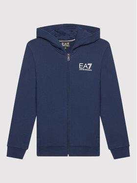 EA7 Emporio Armani EA7 Emporio Armani Sweatshirt 6KBM54 BJ07Z 1554 Dunkelblau Regular Fit