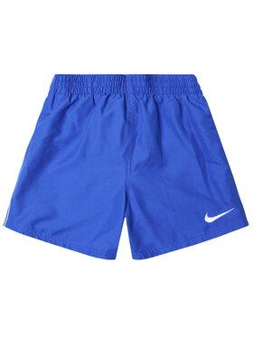 Nike Nike Pantaloni scurți pentru înot Solid Lap NESS9654 Bleumarin Regular Fit