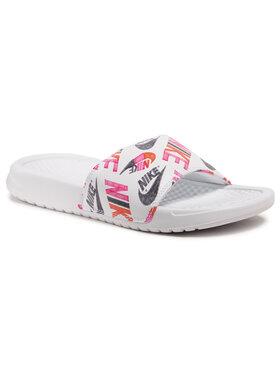 Nike Nike Šlepetės Benassi Jdi Print 618919 119 Balta