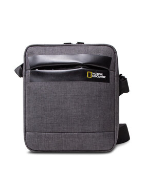 National Geographic National Geographic Τσαντάκι Stream N13112.89 Μαύρο
