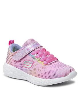 Skechers Skechers Sneakersy Shimmer Speeder 302031L/LPMT Różowy