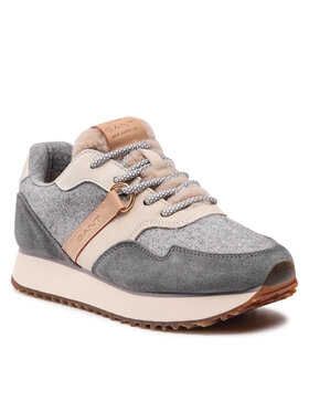 Gant Gant Sneakersy Bevinda 23533095 Šedá