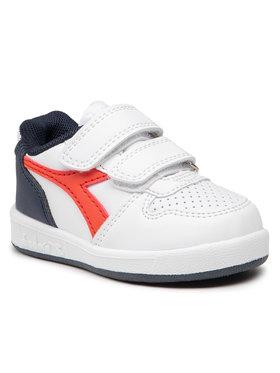 Diadora Diadora Sneakersy Playground Td 101.173302 01 C9167 Biela