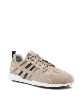 Geox Geox Sneakersy U Snake.2 B U048DB 022FU C0829 Béžová