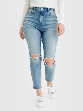 American Eagle American Eagle Jeans 043-3439-2329 Blau Relaxed Fit