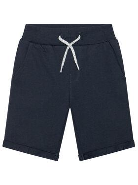 NAME IT NAME IT Pantaloni scurți sport 13161730 Bleumarin Regular Fit