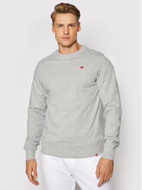 New Balance New Balance Sweatshirt MT01661 Gris Regular Fit