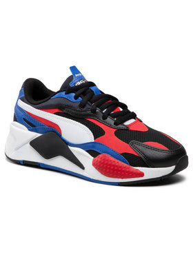 Puma Puma Sneakersy Rs-X³ Bright L Jr 375680 01 Kolorowy