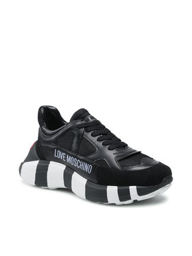 LOVE MOSCHINO LOVE MOSCHINO Sneakers JA15306G1DIQ300A Nero