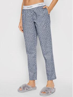 Calvin Klein Underwear Calvin Klein Underwear Pižamos kelnės Sleep 000QS6158E Pilka
