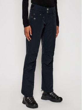 Descente Descente Pantaloni de schi Selene DWWQGD36 Negru Slim Fit