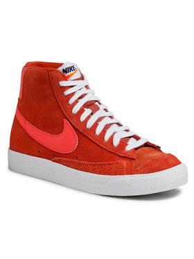 Nike Nike Boty Blazer Mid '77 Vntg Suede Mix Oranžová