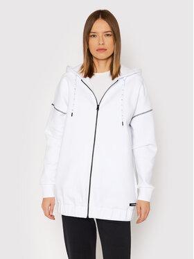 Guess Guess Bluza O1BA68 FL03S Biały Regular Fit