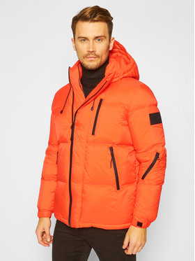 Calvin Klein Jeans Calvin Klein Jeans Daunenjacke J30J316663 Orange Regular Fit