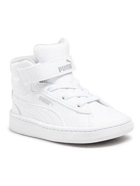 Puma Puma Sneakersy Vikky v2 Mid Sl V Inf 370621 04 Biały