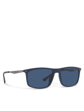 Emporio Armani Emporio Armani Okulary przeciwsłoneczne 0EA4171U 508880 Granatowy