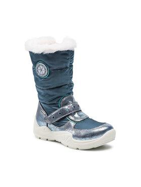 Primigi Primigi Μπότες Χιονιού GORE-TEX 8384322 D Μπλε